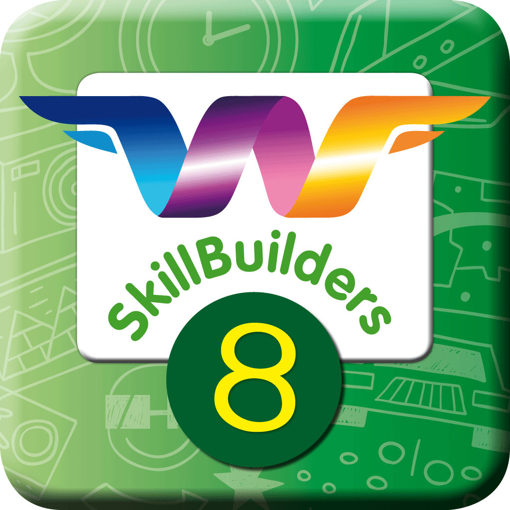 WordFlyers SkillBuilders App - Year 8